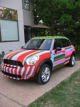 Mini Cooper Collaboration