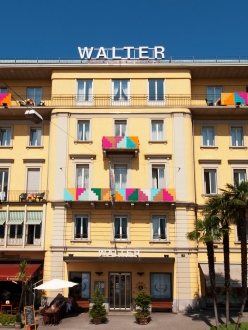 Walter Hotel Lugano, Italy